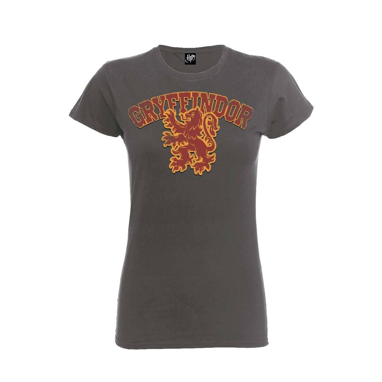 Harry Potter Ladies T-Shirt Gryffindor Sport Size M