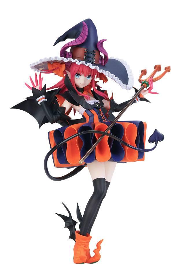 Fate/Grand Order PVC Statue Caster/Elizabeth Bathory (Halloween) 25 cm