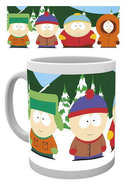 South Park Mug Boys