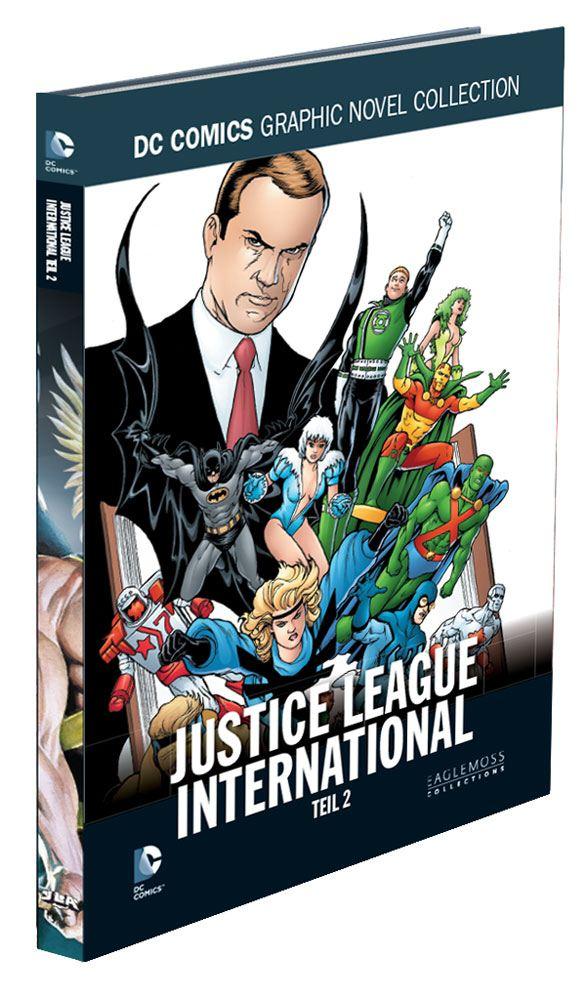 DC Comics Graphic Novel Collection #80 JL International, Teil 2 Case (12) *German Version*