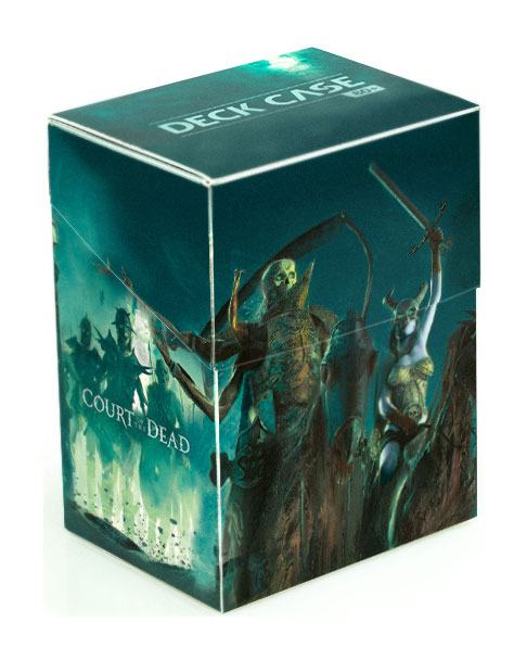 Court of the Dead Basic Deck Case 80+ Standard Size Underworld United I