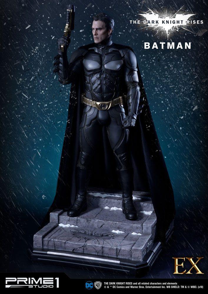 The Dark Knight Rises Statues Batman & Batman Exclusive 84 cm Assortment (3)