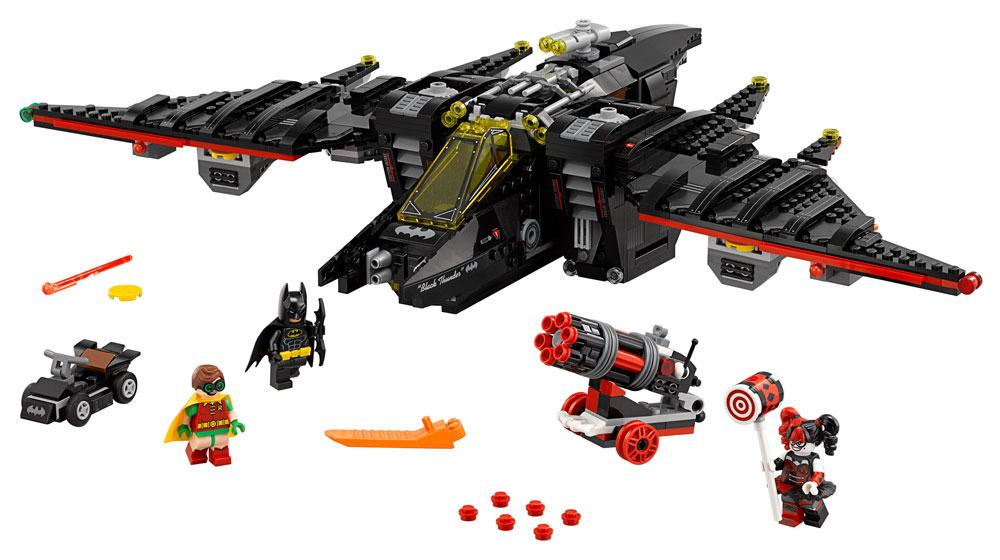 The LEGO® Batman Movie™ The Batwing
