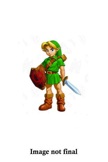 World of Nintendo Action Figure Wave 16 Ocarina of Time Young Link 10 cm