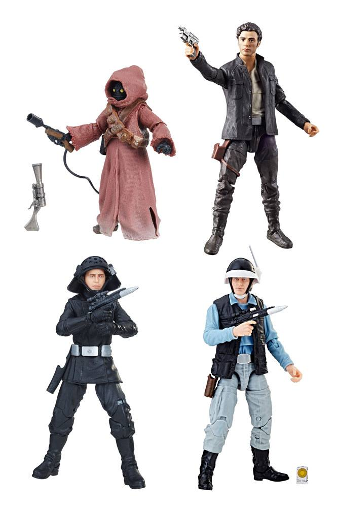Star Wars Black Series Action Figures 15 cm 2018 Wave 3 Assortment (8)