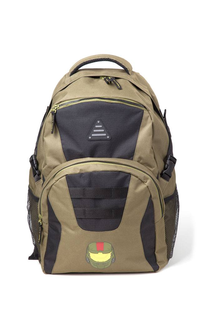 Halo Backpack Red Team