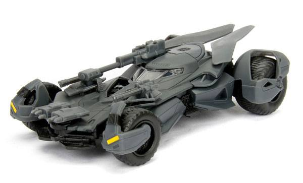 Justice League Diecast Model 1/32 2017 Batmobile