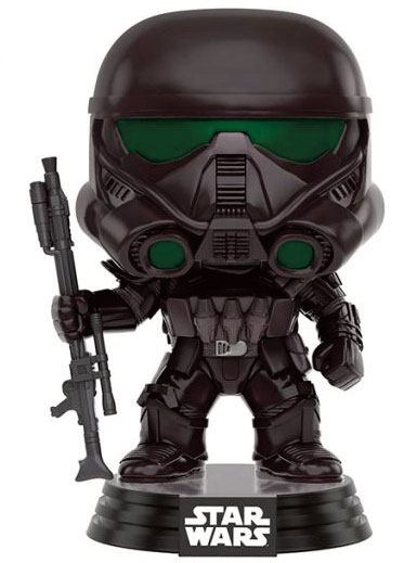 Star Wars Rogue One POP! Vinyl Bobble-Head Imperial Death Trooper 9 cm