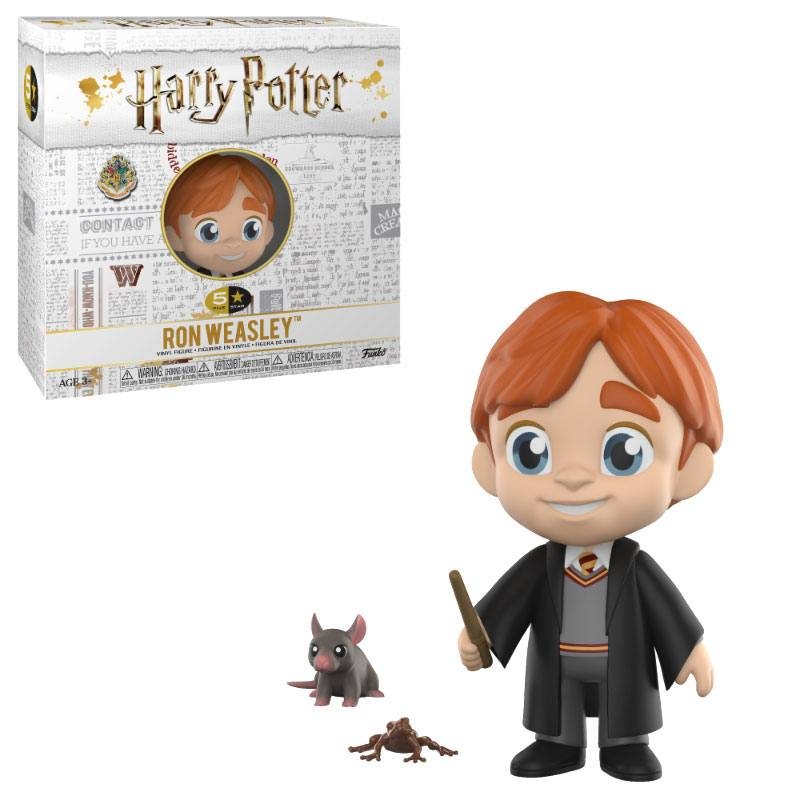 Harry Potter 5-Star Vinyl Figure Ron 8 cm