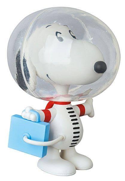 Peanuts UDF Series 5 Mini Figure Astronaut Snoopy (Comic Ver.) 8 cm