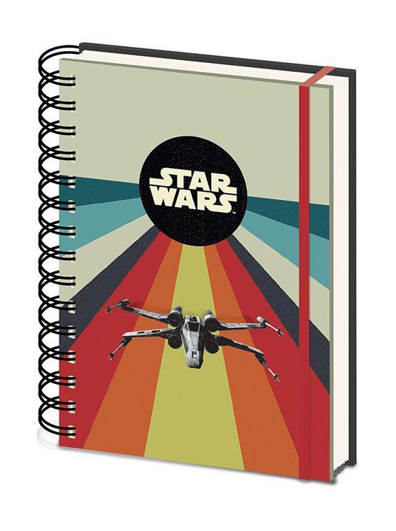 Star Wars Wiro Notebook A5 Nostalgia