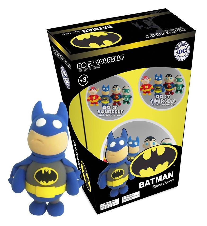 DC Comics D!Y Super Dough Modelling Clay Batman