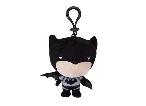 DC Comics Plush Hanger Batman Chibi Style 10 cm
