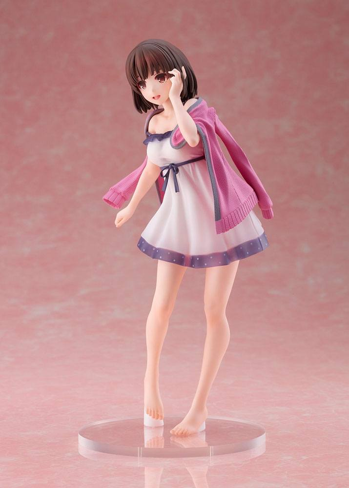 Saekano Coreful PVC Statue Megumi Kato Loungewear Ver. 20 cm