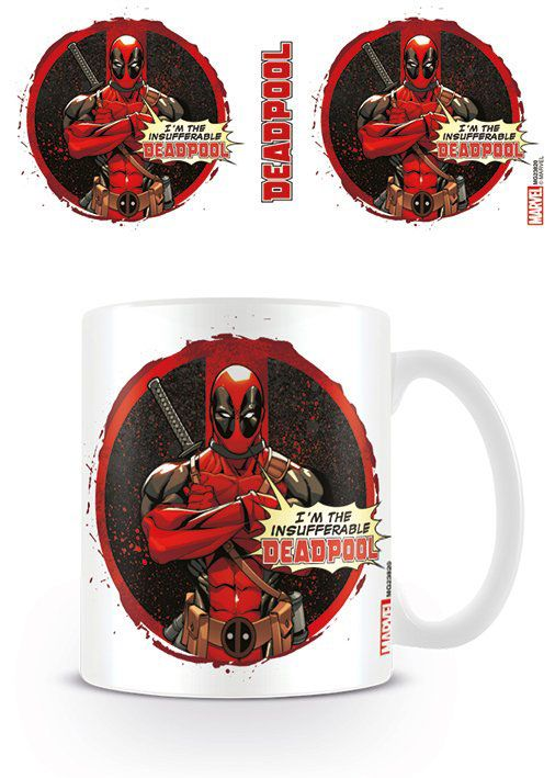 Deadpool Mug Im Insufferable