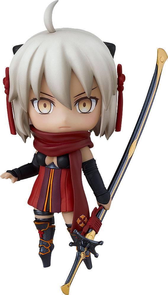 Fate/Grand Order Nendoroid Action Figure Alter Ego/Okita Souji (Alter) 10 cm