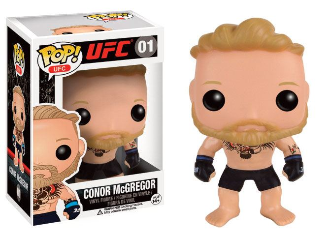 UFC POP! Vinyl Figure Conor McGregor 9 cm