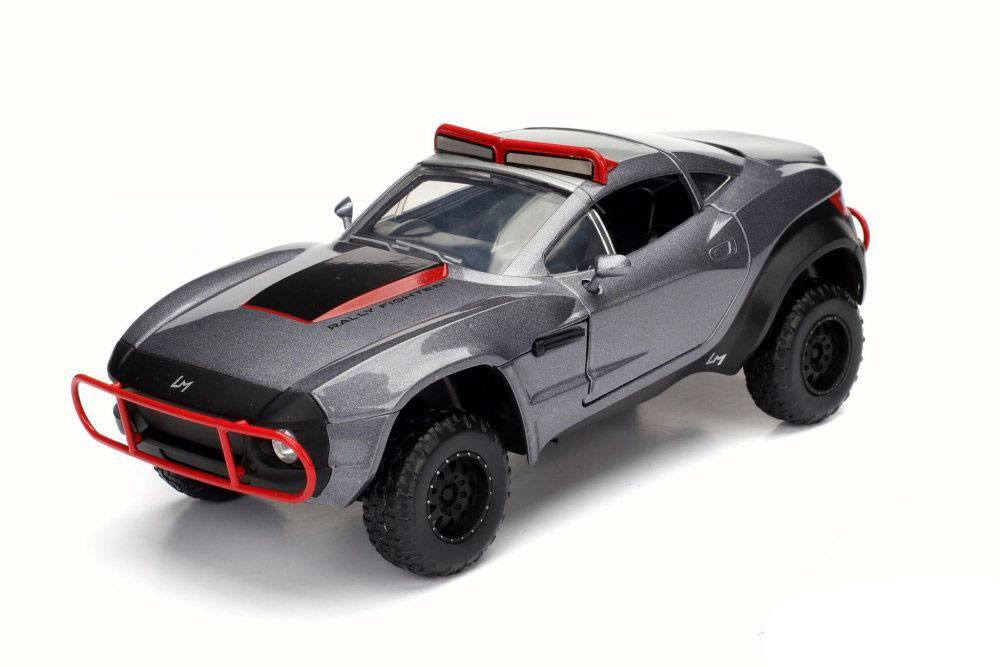 Fast & Furious 8 Diecast Model 1/24 Letty's Rally Fighter