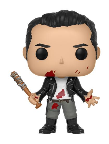 Walking Dead POP! Television Vinyl Figure Negan (Clean Shaven) 9 cm