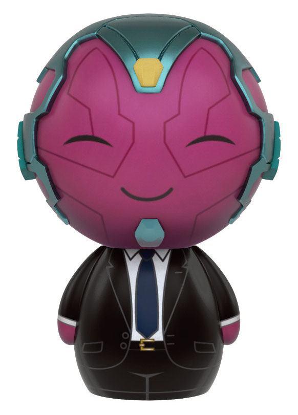 Captain America Civil War Dorbz Vinyl Figure Vision in Suit 8 cm