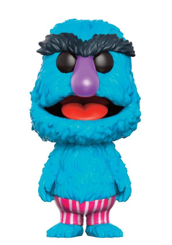 Sesame Street POP! Sesame Street Vinyl Figure Speciality Series Herry Monster 9 cm