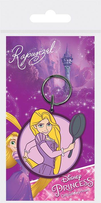 Disney Princess Rubber Keychain Rapunzel 6 cm