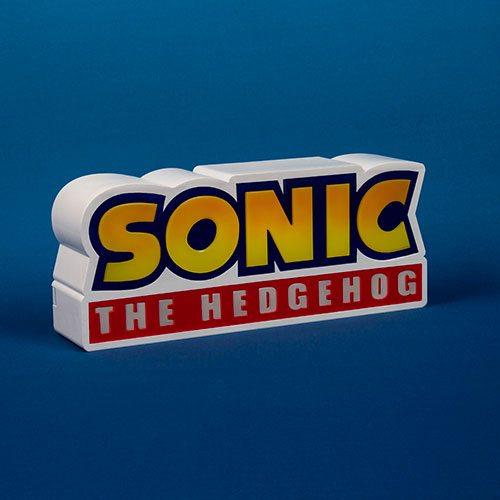 Sonic the Hedgehog LED-Light Logo