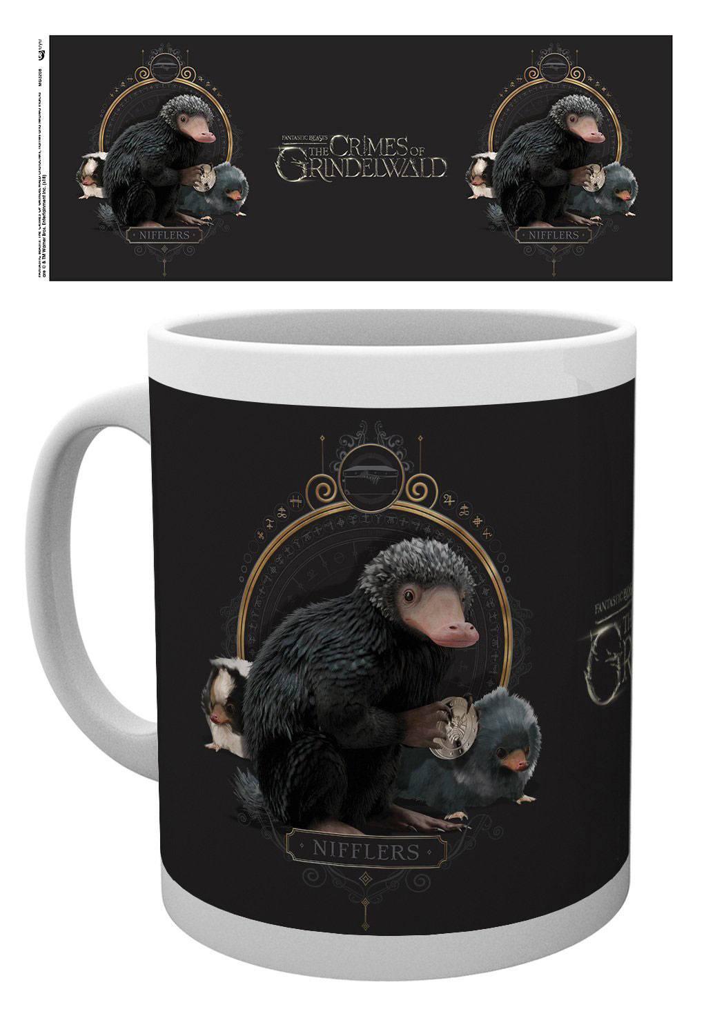 Fantastic Beasts 2 Mug Nifflers