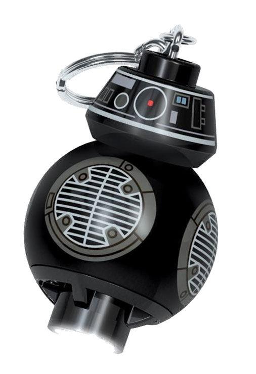 Lego Star Wars Mini-Flashlight with Keychains BB-9E