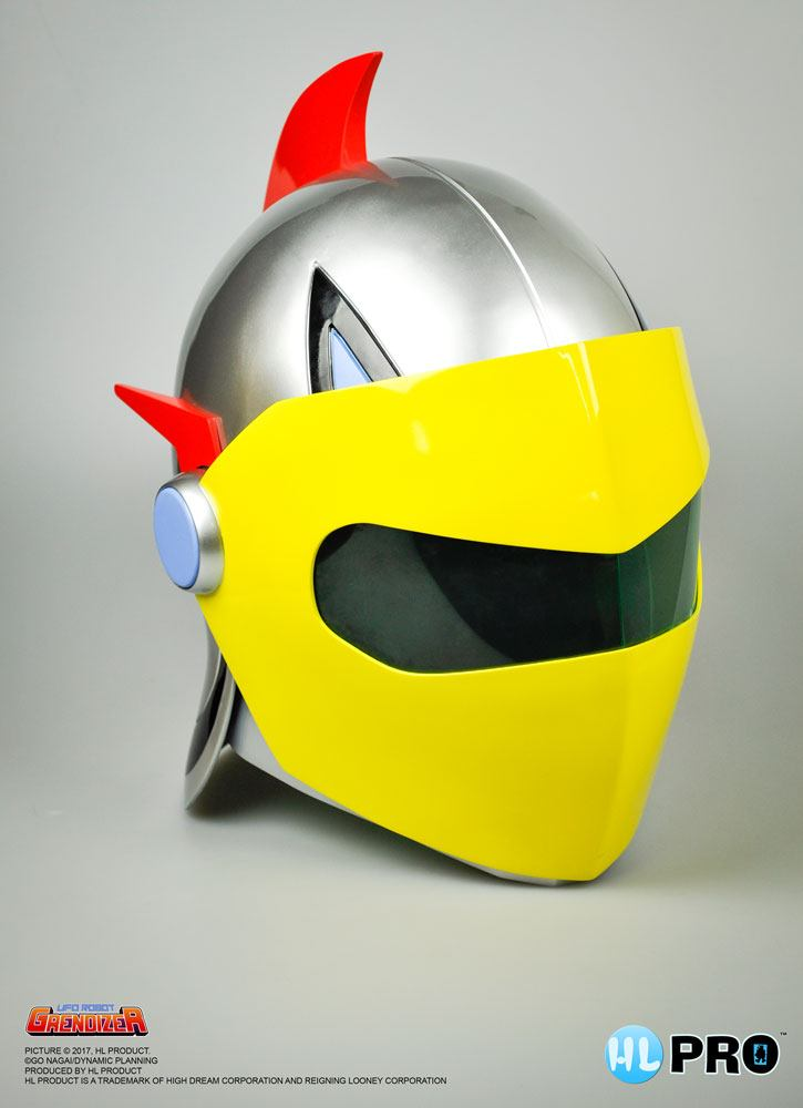 UFO Robot Grendizer Replica 1/1 Helmet Duke Fleed 55 cm