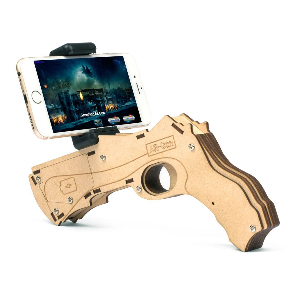 ORB Augmented Reality Blaster Bluetooth Pistol