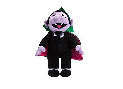 Sesame Street Plush Figure Count 30 cm