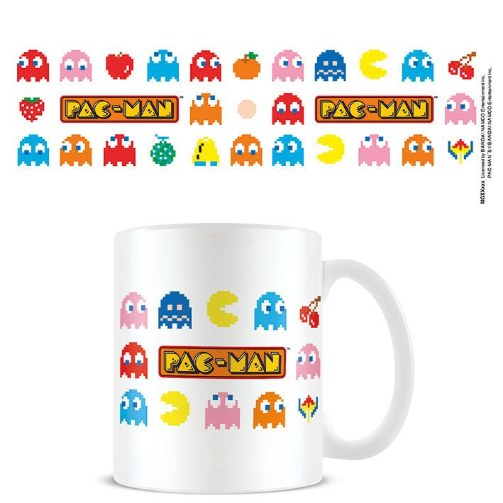 Pac-Man Mug Multi