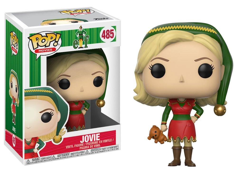 Elf POP! Movies Vinyl Figure Jovie (Elf Outfit) 9 cm