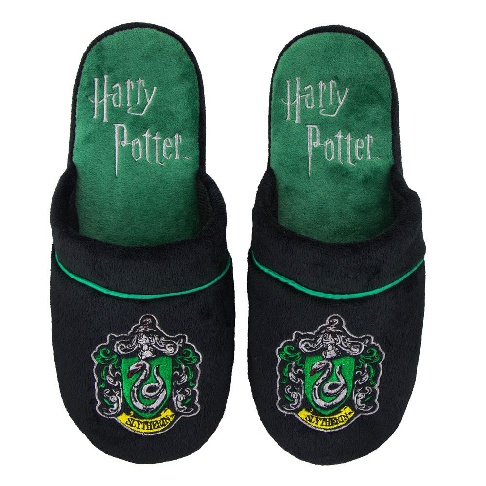 Harry Potter Slippers Slytherin  Size S/M