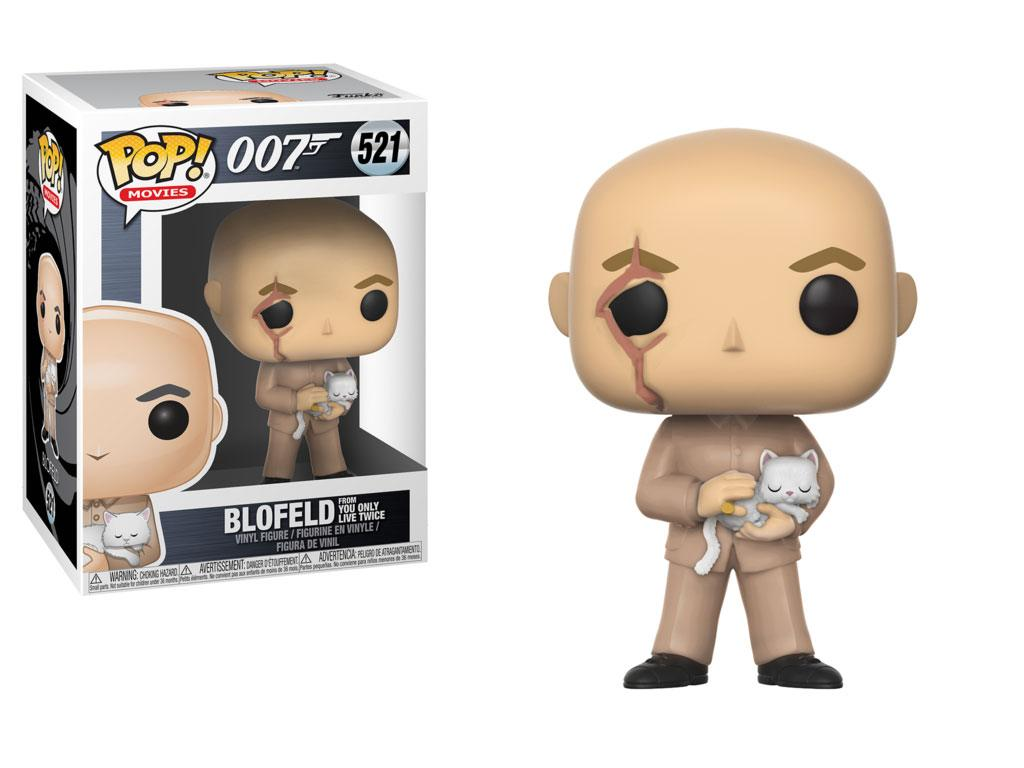 James Bond POP! Movies Vinyl Figure Blofeld 9 cm