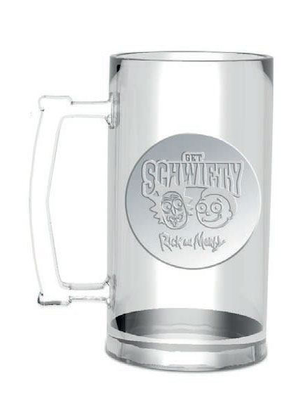 Rick and Morty Stein Get Schwifty