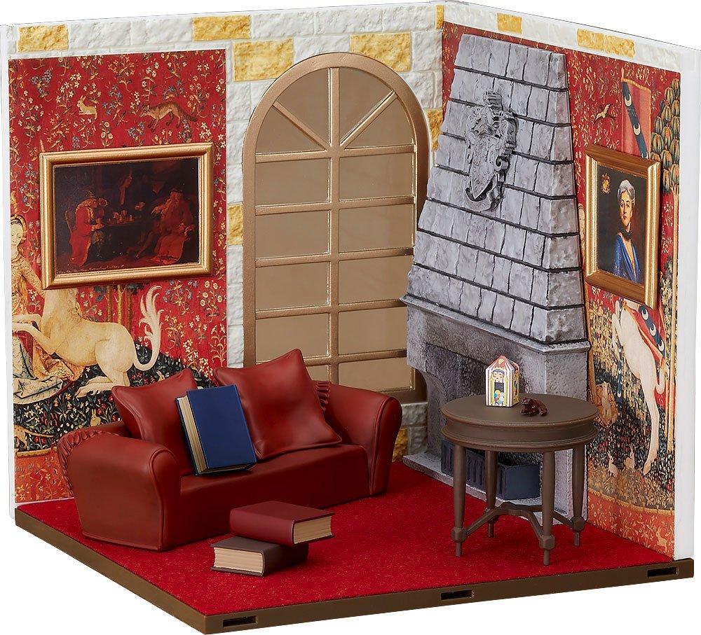 Harry Potter Nendoroid Playset 08: Gryffindor Common Room