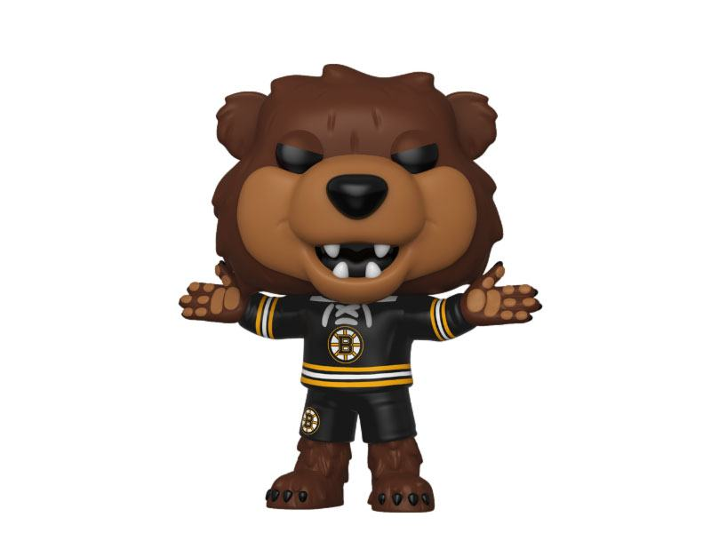NHL POP! Mascots  Vinyl Figure Bruins Blades 9 cm
