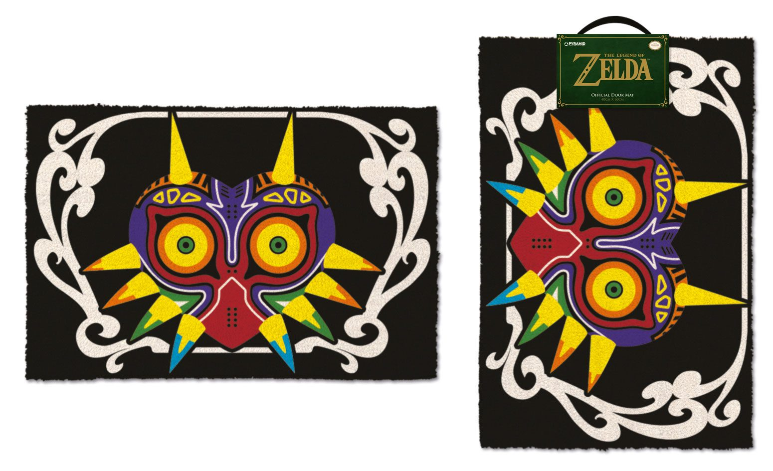 Legend of Zelda Doormat Majora's Mask 40 x 60 cm