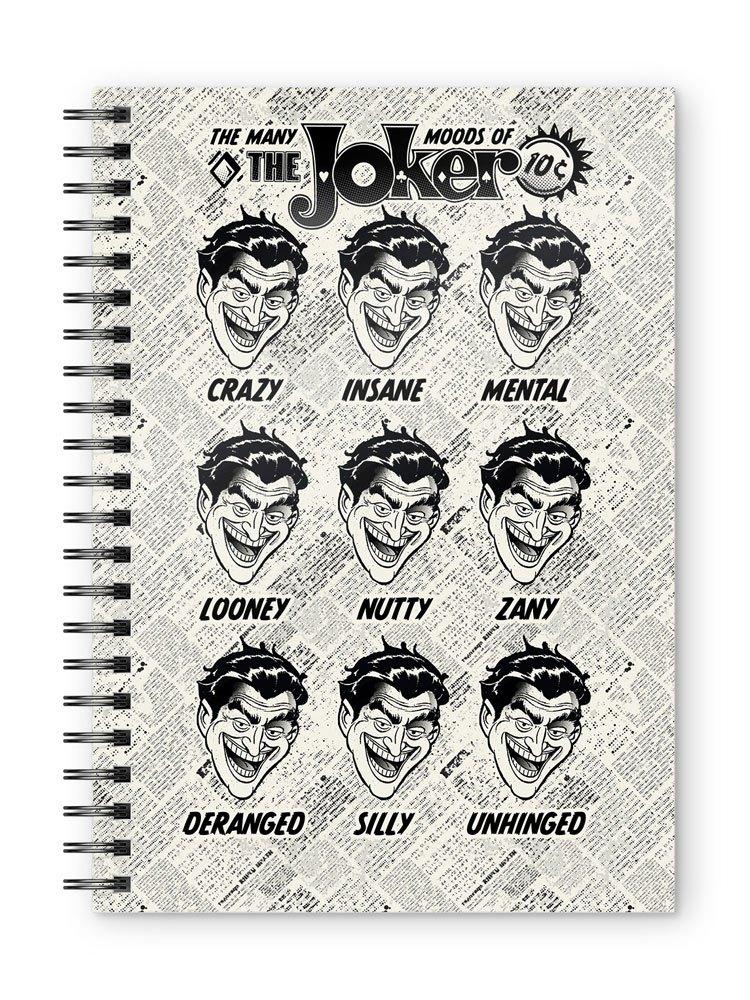 DC Comics Notebook Joker