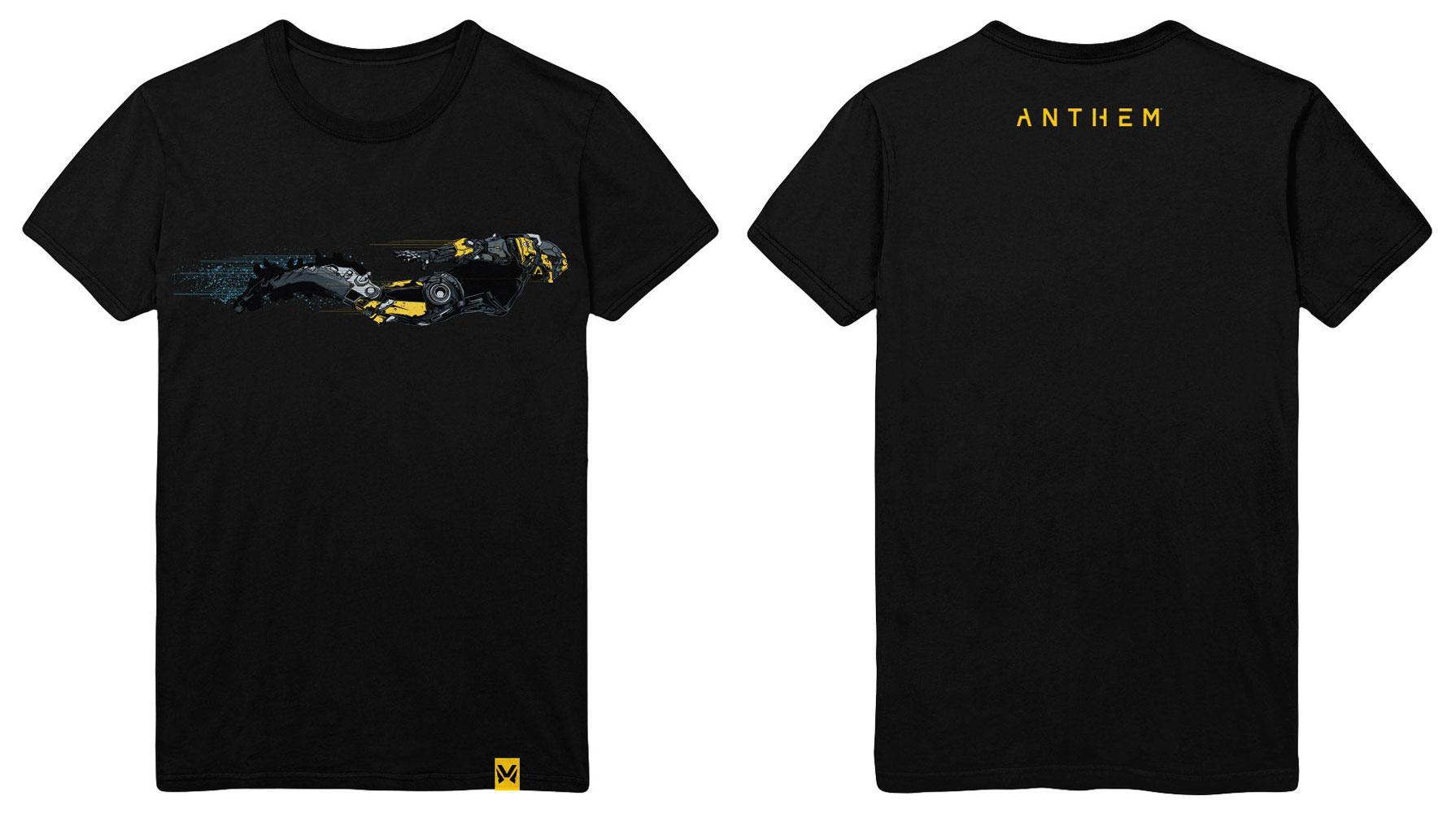 Anthem T-Shirt Ranger Class Size L
