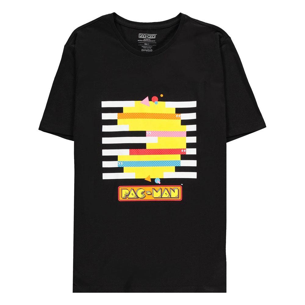 Pac-Man T-Shirt Graphics Size XL