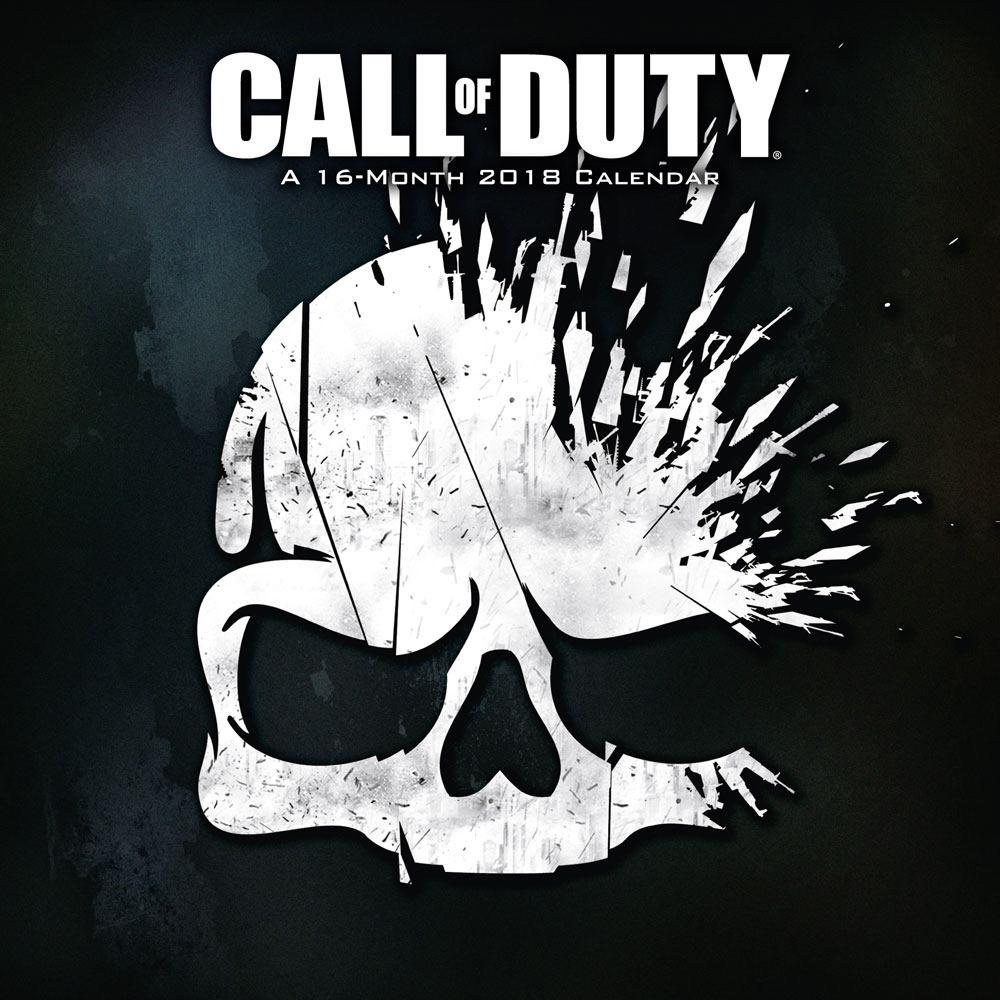 Call of Duty Calendar 2018 English Version*
