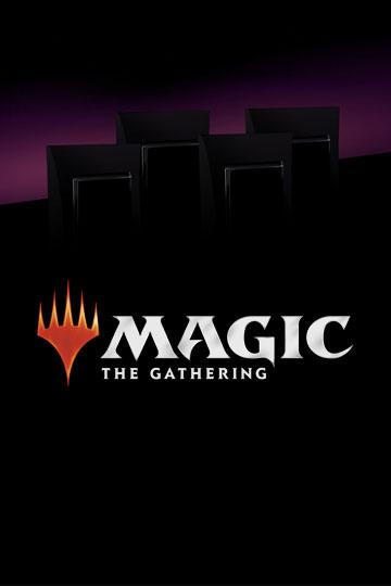 Magic the Gathering Commander 2018 Decks Display (4) italian