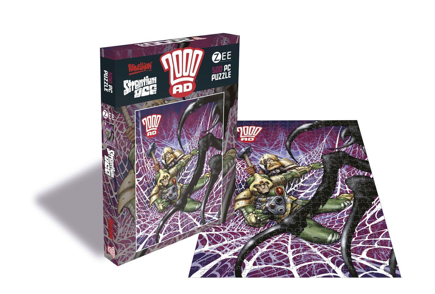 2000 AD Puzzle Strontium Dog