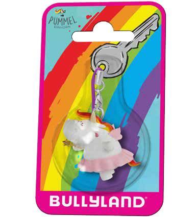 Chubby Unicorn Keychain Chubby Fairy 3 cm