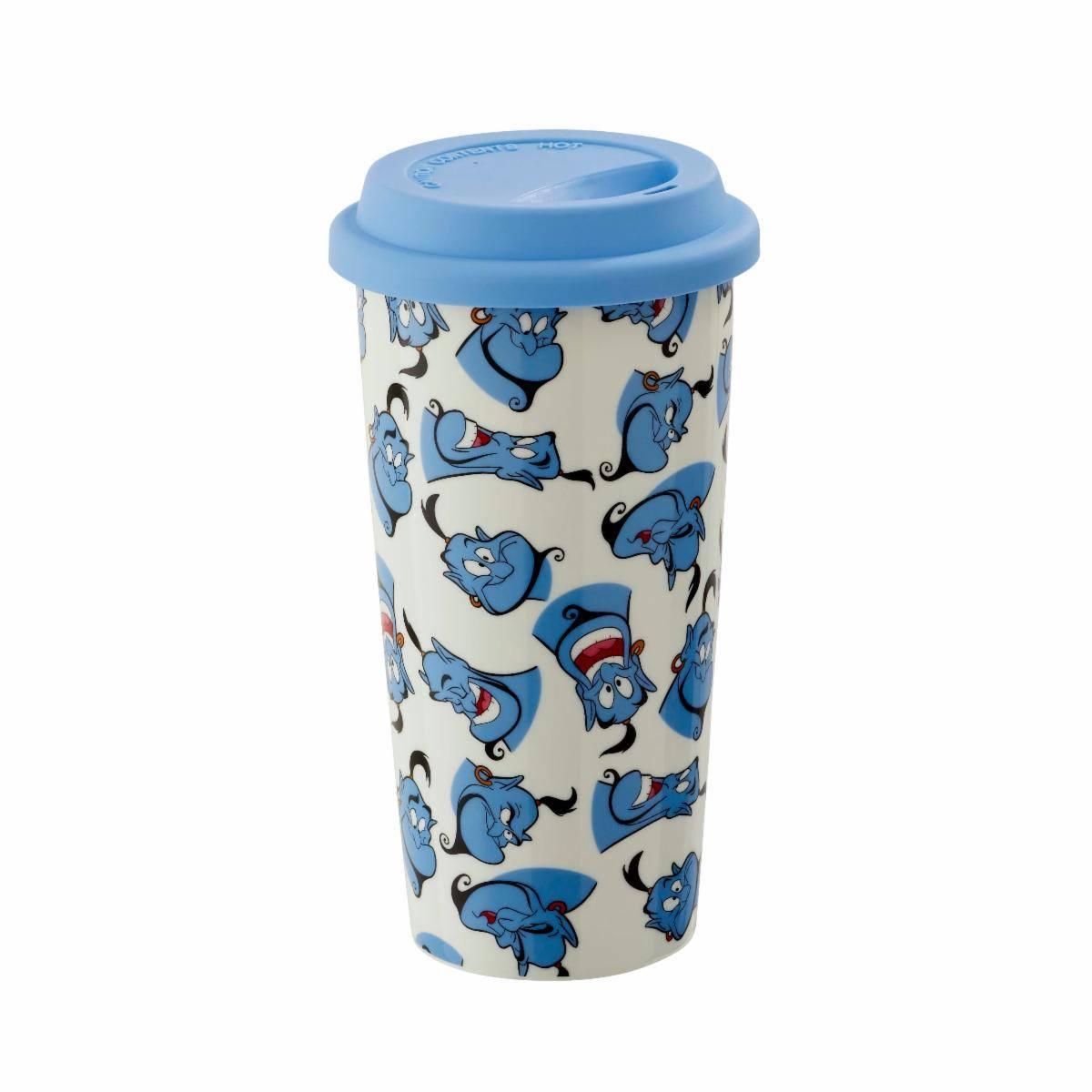 Aladdin Travel Mug Pattern