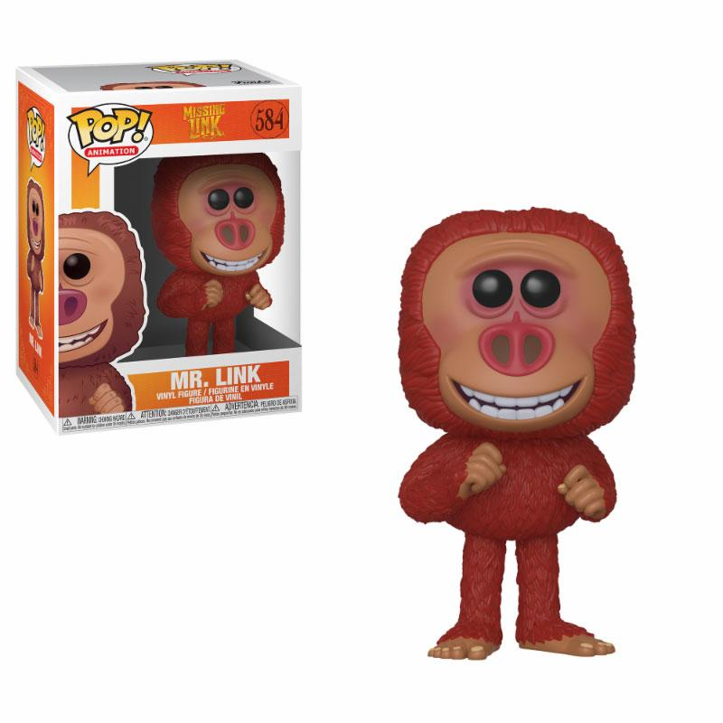 Missing Link POP! Movies Vinyl Figure Link 9 cm