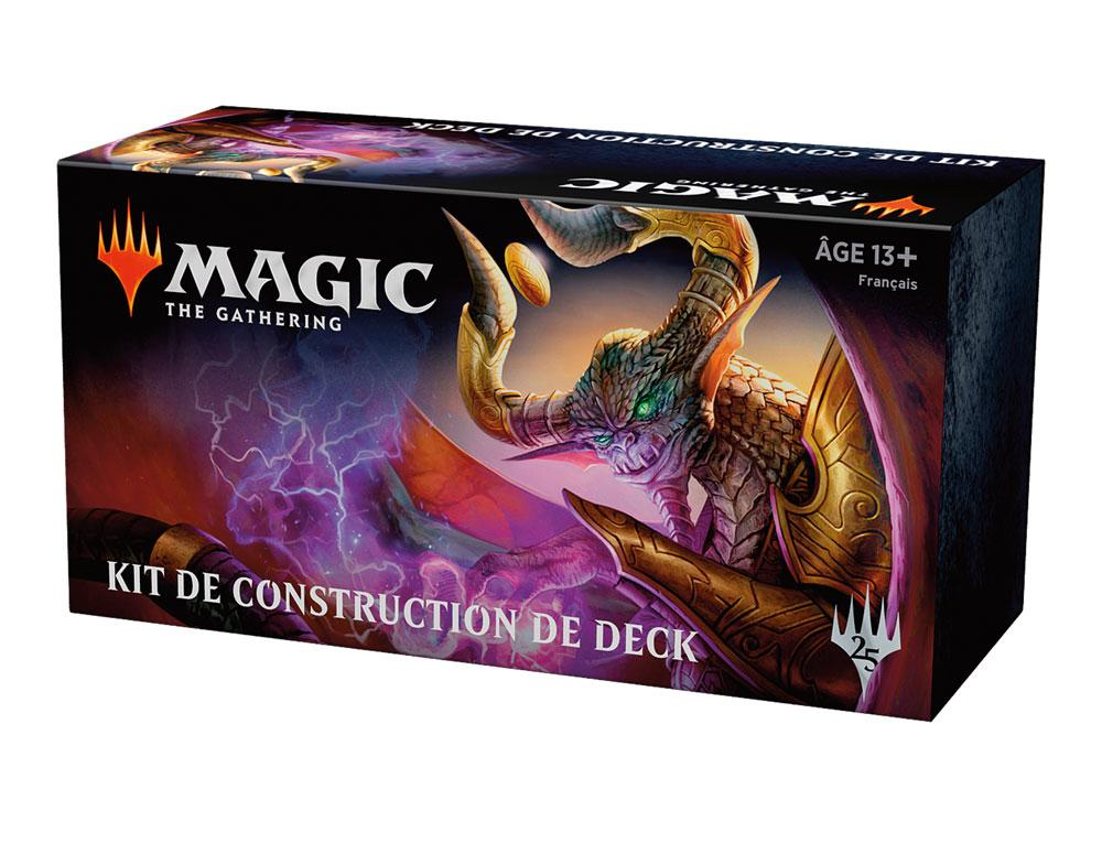 Magic the Gathering Édition de Base 2019 Deck Builder´s Toolkit french